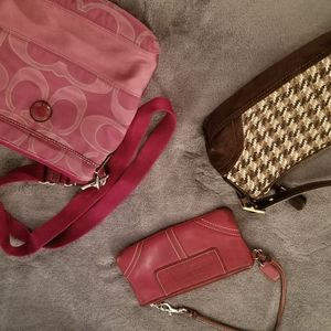 Coach purse bundle deal